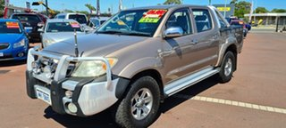 2006 Toyota Hilux GGN25R MY05 SR5 Gold 5 Speed Automatic Utility