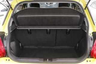 2020 Suzuki Swift AZ Series II Sport Champion Yellow 6 Speed Sports Automatic Hatchback