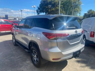 2019 Toyota Fortuner GUN156R GXL Silver 6 Speed Automatic Wagon