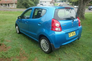 2012 Suzuki Alto GF GL Blue 4 Speed Automatic Hatchback.