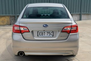 2015 Subaru Liberty B6 MY15 2.5i CVT AWD Premium Silver 6 Speed Constant Variable Sedan
