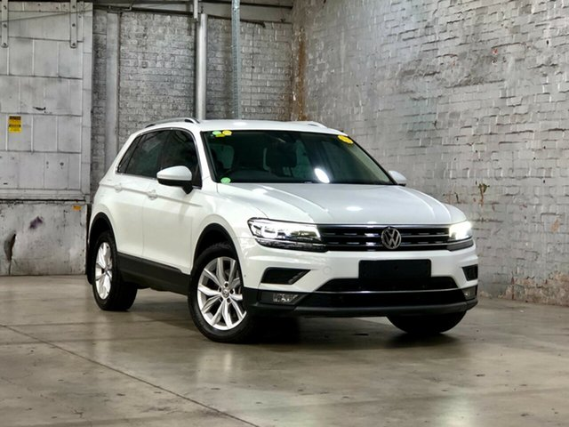 Used Volkswagen Tiguan 5N MY17 140TDI DSG 4MOTION Highline Mile End South, 2017 Volkswagen Tiguan 5N MY17 140TDI DSG 4MOTION Highline White 7 Speed