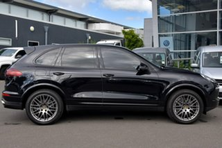 2016 Porsche Cayenne 92A MY17 Diesel Tiptronic Platinum Edition Black 8 Speed Sports Automatic Wagon.