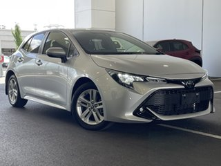2019 Toyota Corolla Mzea12R SX Silver 10 Speed Constant Variable Hatchback.