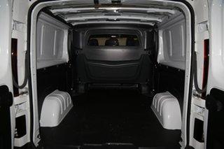 2019 Renault Trafic X82 MY20 Crew Lifestyle Low Roof LWB EDC 125kW White 6 Speed