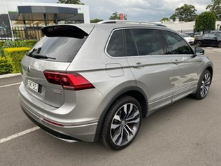 2017 Volkswagen Tiguan 5N MY18 162TSI DSG 4MOTION Highline Silver 7 Speed