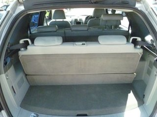 2006 Ford Territory SY Ghia Silver 4 Speed Sports Automatic Wagon