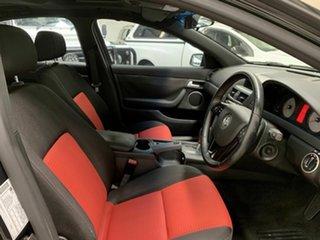 2006 Holden Commodore VE SV6 Black 5 Speed Sports Automatic Sedan