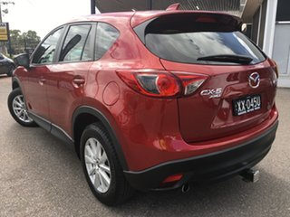 2013 Mazda CX-5 KE1031 MY13 Maxx SKYACTIV-Drive AWD Sport Red 6 Speed Sports Automatic Wagon