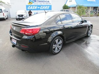 2013 Holden Commodore VF SV6 Black 5 Speed Automatic Sedan.