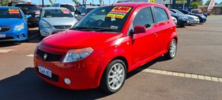 2006 Proton Savvy BT Red 5 Speed Seq Manual Auto-Clutch Hatchback