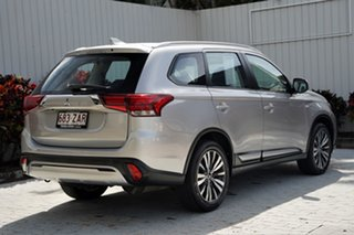 2019 Mitsubishi Outlander ZL MY19 ES 2WD Sterling Silver 6 Speed Constant Variable Wagon