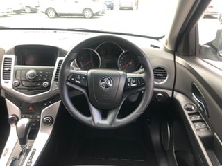 2015 Holden Cruze JH Series II MY15 Equipe Heron White 6 Speed Sports Automatic Sedan