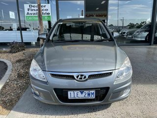 2009 Hyundai i30 FD MY10 SLX Grey 5 Speed Manual Hatchback.