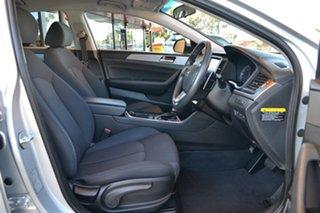 2018 Hyundai Sonata LF4 MY18 Active Silver 6 Speed Sports Automatic Sedan.