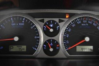 2005 Ford Falcon BF XR6 Blue 4 Speed Automatic Sedan