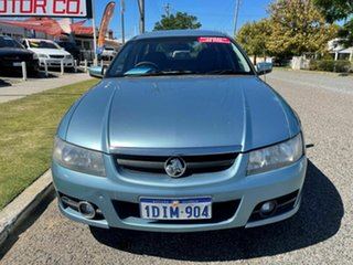 2007 Holden Berlina VZ MY06 Upgrade Blue 4 Speed Automatic Wagon