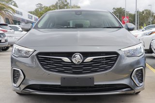 2019 Holden Commodore ZB MY19.5 RS Liftback Grey 9 Speed Sports Automatic Liftback