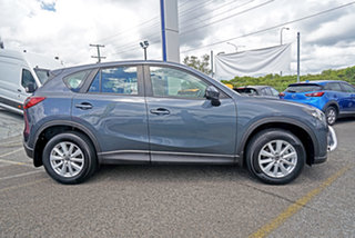2012 Mazda CX-5 KE1071 Maxx SKYACTIV-Drive Sport Grey 6 Speed Sports Automatic Wagon