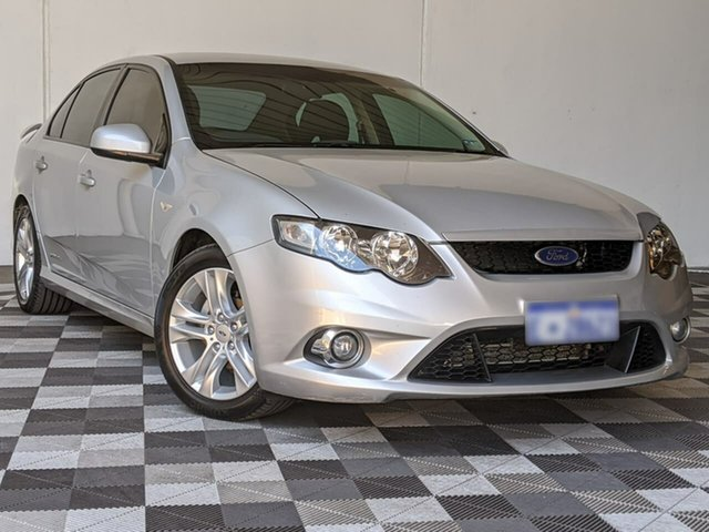 Used Ford Falcon FG XR6 Victoria Park, 2010 Ford Falcon FG XR6 Silver 5 Speed Sports Automatic Sedan