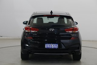 2019 Hyundai i30 PD.3 MY19 N Line D-CT Premium Black 7 Speed Sports Automatic Dual Clutch Hatchback