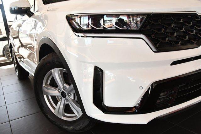 New Kia Sorento MQ4 MY21 S AWD Bundamba, 2020 Kia Sorento MQ4 MY21 S AWD Clear White 8 Speed Sports Automatic Dual Clutch Wagon