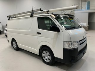2019 Toyota HiAce TRH201R LWB White 6 Speed Automatic Van