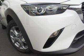 2020 Mazda CX-3 DK2W7A Maxx SKYACTIV-Drive FWD Sport Snowflake White Pearl 6 Speed Sports Automatic.