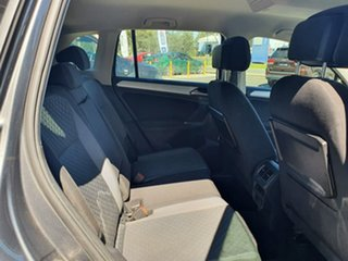2016 Volkswagen Tiguan 5N MY17 110TDI DSG 4MOTION Comfortline Grey 7 Speed
