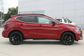 2020 Nissan Qashqai J11 Series 3 MY20 Midnight Edition X-tronic Magnetic Red 1 Speed