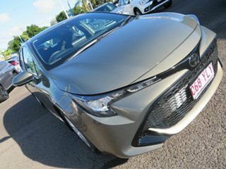 2018 Toyota Corolla Mzea12R Ascent Sport Bronze 10 Speed Constant Variable Hatchback