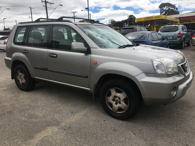 Used Nissan X-Trail T30 ST Blair Athol, 2002 Nissan X-Trail T30 ST 4 Speed Automatic Wagon