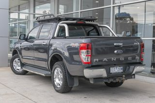 2016 Ford Ranger PX MkII XLT Double Cab Grey 6 Speed Sports Automatic Utility