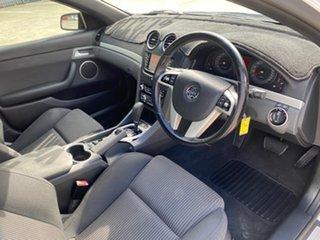 2011 Holden Commodore VE II SV6 White 6 Speed Automatic Sedan