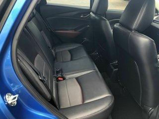 2017 Mazda CX-3 DK4W7A sTouring SKYACTIV-Drive i-ACTIV AWD Blue 6 Speed Sports Automatic Wagon