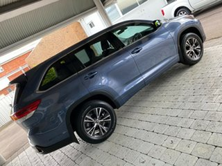 2018 Toyota Kluger GX Blue Sports Automatic Wagon