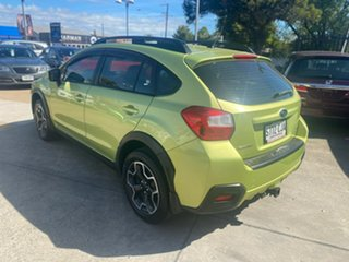 2014 Subaru XV G4X MY14 2.0i Lineartronic AWD Green 6 Speed Constant Variable Wagon