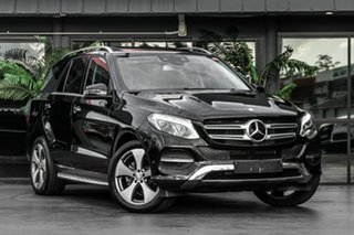 2016 Mercedes-Benz GLE-Class W166 807MY GLE250 d 9G-Tronic 4MATIC Black 9 Speed Sports Automatic.