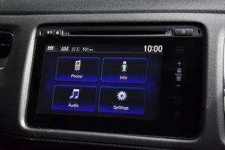 2015 Honda HR-V MY15 Limited Edition Blue 1 Speed Constant Variable Hatchback