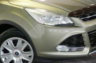 2013 Ford Kuga AMBIENT Green Wagon.