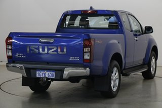 2019 Isuzu D-MAX MY19 LS-U Crew Cab Blue 6 Speed Sports Automatic Utility