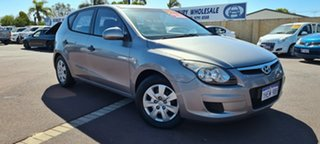 2011 Hyundai i30 FD MY11 SX 4 Speed Automatic Hatchback.