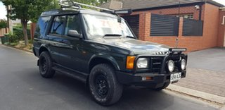 2002 Land Rover Discovery TD5 (4x4) Green 4 Speed Automatic 4x4 Wagon.