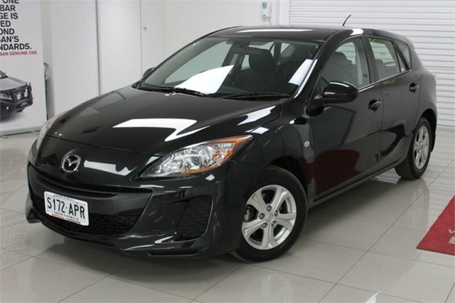 Used Mazda 3 BL10F2 Neo , 2012 Mazda 3 BL10F2 Neo 5 Speed Sports Automatic Hatchback