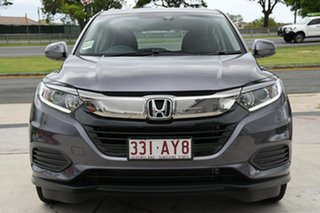 2020 Honda HR-V MY21 VTi Modern Steel 1 Speed Constant Variable Hatchback