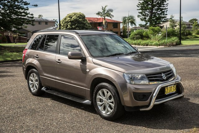 Used Suzuki Grand Vitara JB MY13 Urban 2WD Navigator Port Macquarie, 2013 Suzuki Grand Vitara JB MY13 Urban 2WD Navigator 4 Speed Automatic Wagon