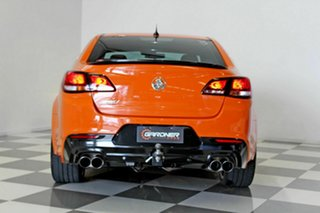 2013 Holden Commodore VF SS-V Redline Orange 6 Speed Manual Sedan