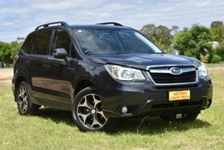 2014 Subaru Forester S4 MY14 2.5i-S Lineartronic AWD Grey 6 Speed Constant Variable Wagon.