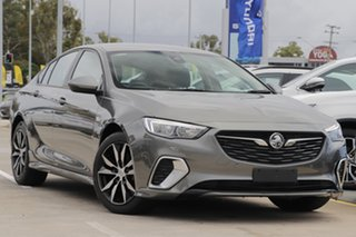2019 Holden Commodore ZB MY19.5 RS Liftback Grey 9 Speed Sports Automatic Liftback.