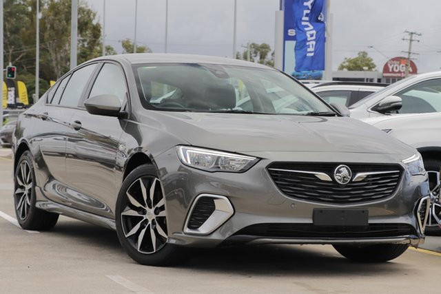 Used Holden Commodore ZB MY19.5 RS Liftback Aspley, 2019 Holden Commodore ZB MY19.5 RS Liftback Grey 9 Speed Sports Automatic Liftback
